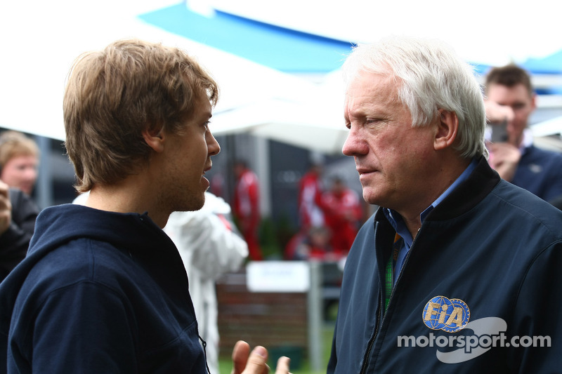 Whiting to attend Jerez amid legality rumours