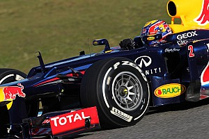 Red Bull admits to 'hidden secrets' in RB8 car
