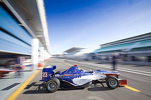 GP3 Vicky Piria joins Trident Racing for 2012 GP3 Series