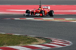 Felipe Massa Barcelona testing - Quotes on day 3