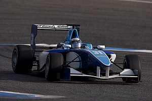 GP3 Solid opening pre-season test for Atech CRS GP in Portugal