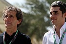 France solution 'better than nothing' - Prost