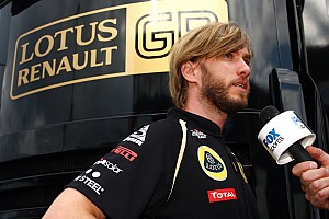 Formula 1 Heidfeld, Sutil, not giving up on F1