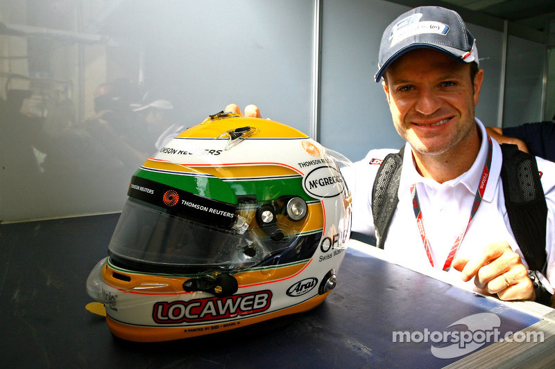 Barrichello to announce Indycar deal on Thursday