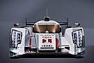 Audi unveils the Audi R18 e-tron