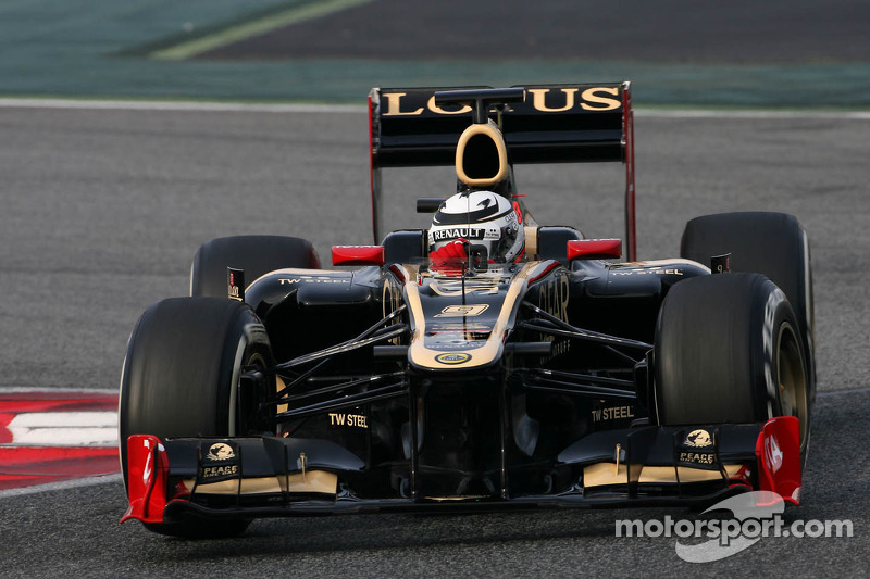 Lotus Barcelona test II -  Day 4 report