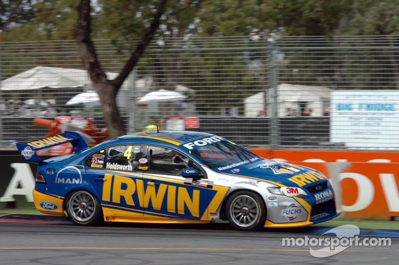 IRWIN Racing Adelaide race 2 report