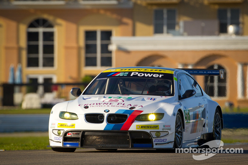 BMW Team RLL kicks off 2012 in Sebring