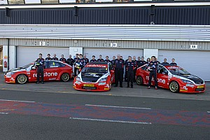 BTCC New name, new challenge for Redstone Racing in 2012