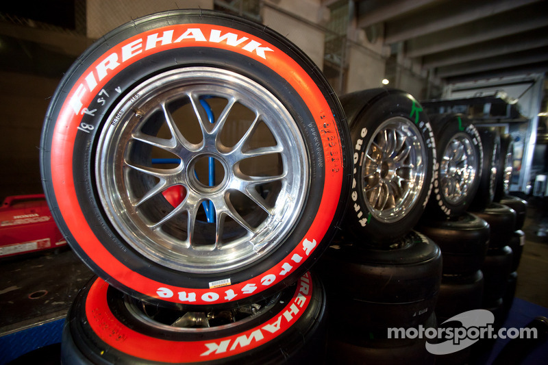 Firestone announces tires for opening race at St. Pete