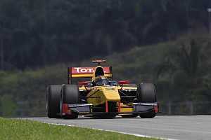GP2 Series Sepang qualifying report