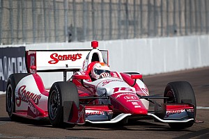 Dale Coyne Racing St. Pete race report