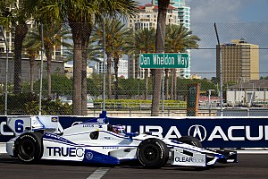 IndyCar Katherine Legge  St. Pete race report