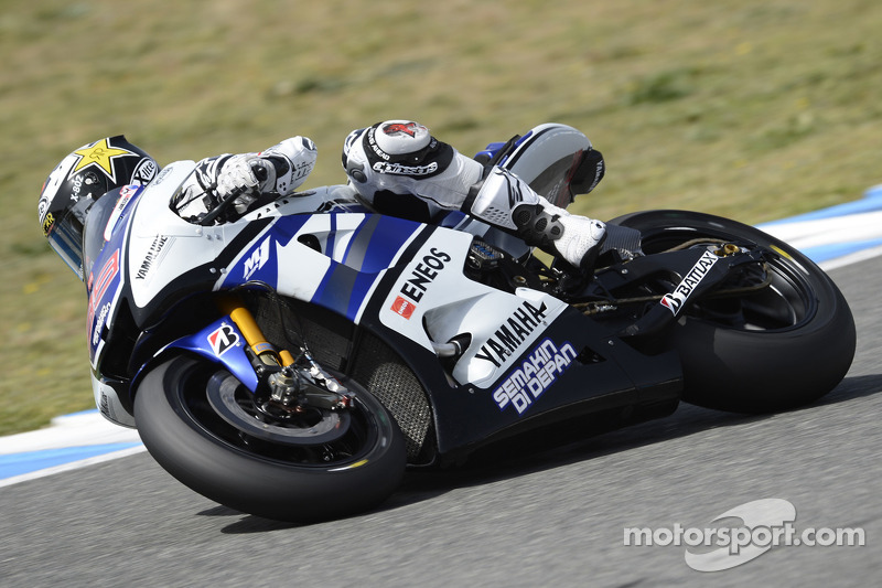 Yamaha Jerez test day 3 report