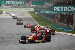 Racing Engineering Sepang event summary