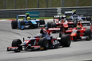 GP2 iSport Sepang event summary