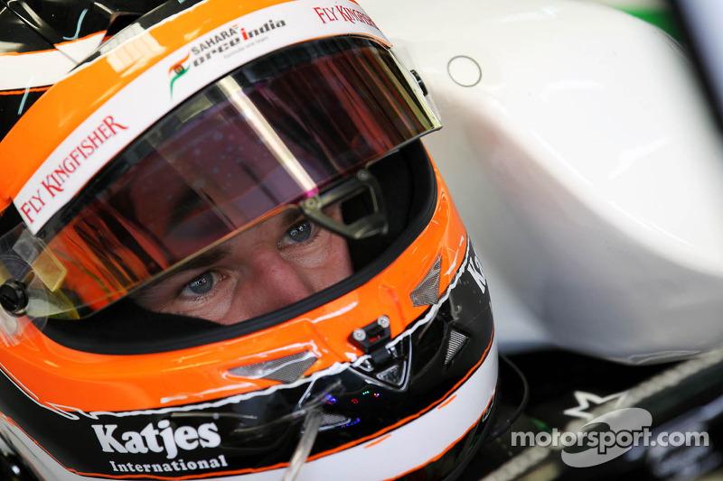 Force India Malaysian GP - Sepang qualifying report