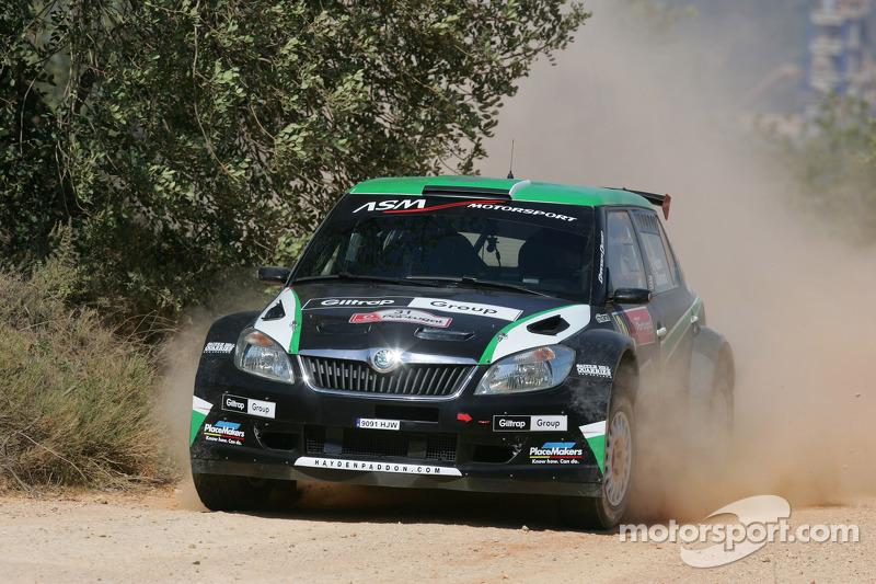 SWRC Rally de Portugal final summary