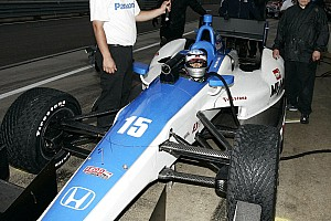 Rahal Letterman Lanigan set for 1st oval test