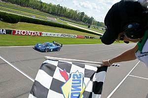 Corvette Daytona Prototype takes 1st series victory