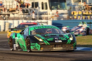 Segal Sebring race report