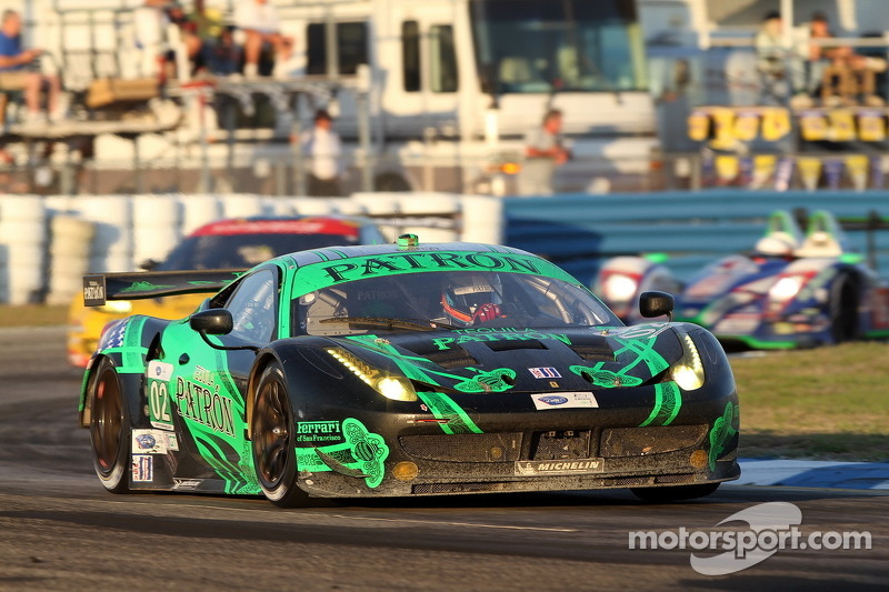 Segal Sebring race report