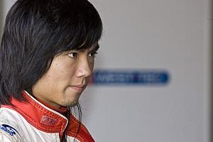 Formula 1 Ma Qing Hua joins HRT driver development programme