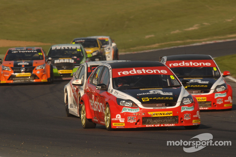Redstone Racing Brands Hatch event summary