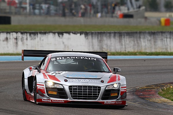 GT3 Europe: Wins for Sainteloc Audi and Heico Mercedes