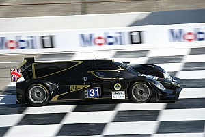 WEC Lotus with two cars in FIA World Endurance Championship