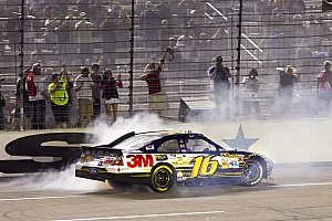 Biffle and Ford drivers comment on Texas race