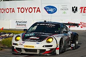 ALMS Paul Miller Racing Long Beach Race report