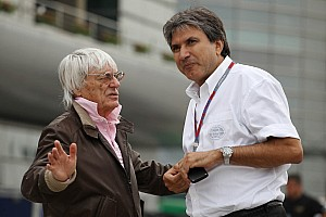 Ecclestone colleague Lattuneddu close to Molotov cocktail