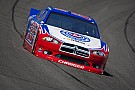 Allmendinger grabs Kansas pole out of the hands of Harvick