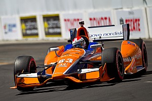 IndyCar Charlie Kimball not affected by sophomore jinx