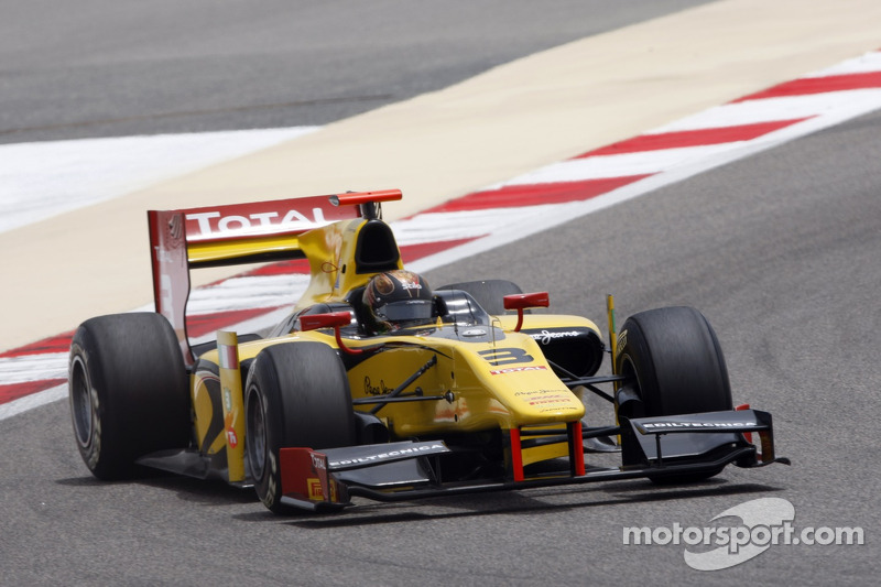 Valsecchi appears unstoppable in Bahrain with feature race win