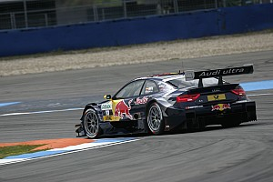 Brilliant debut for the new Audi A5 DTM
