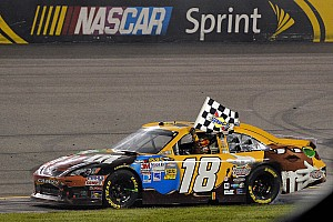 Kyle Busch bags surprising win at Richmond