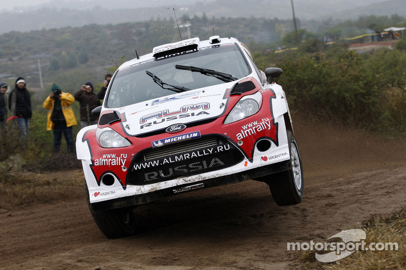 M-Sport Rally Argentina final summary