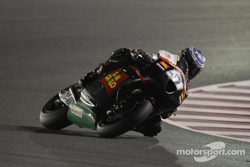 Gresini Racing Spanish GP race report