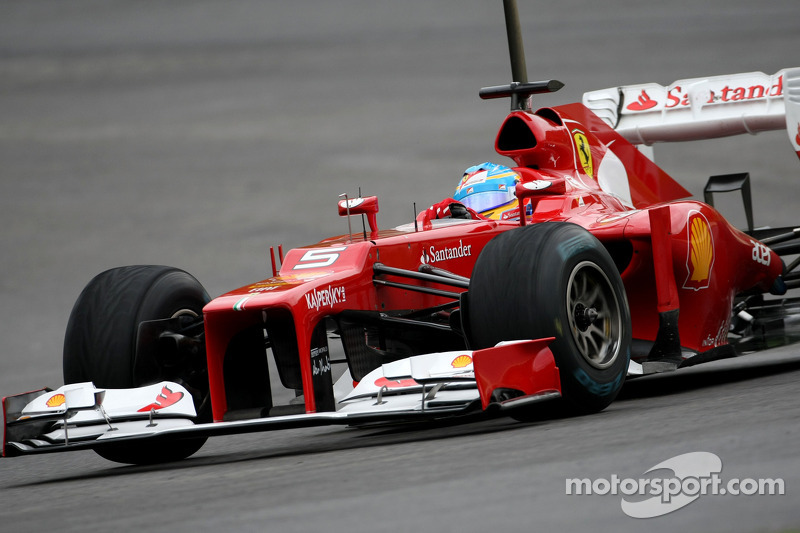 Ferrari must improve over next races - Alonso