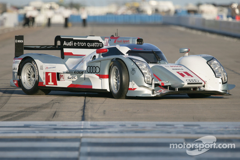 Audi set for Le Mans dress rehearsal in Belgium
