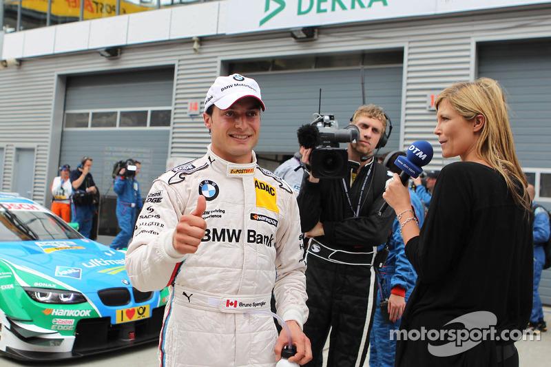 BMW Lausitzring qualifying report
