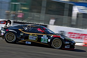 ALMS Lotus Alex Job Racing ready for first run at Laguna Seca