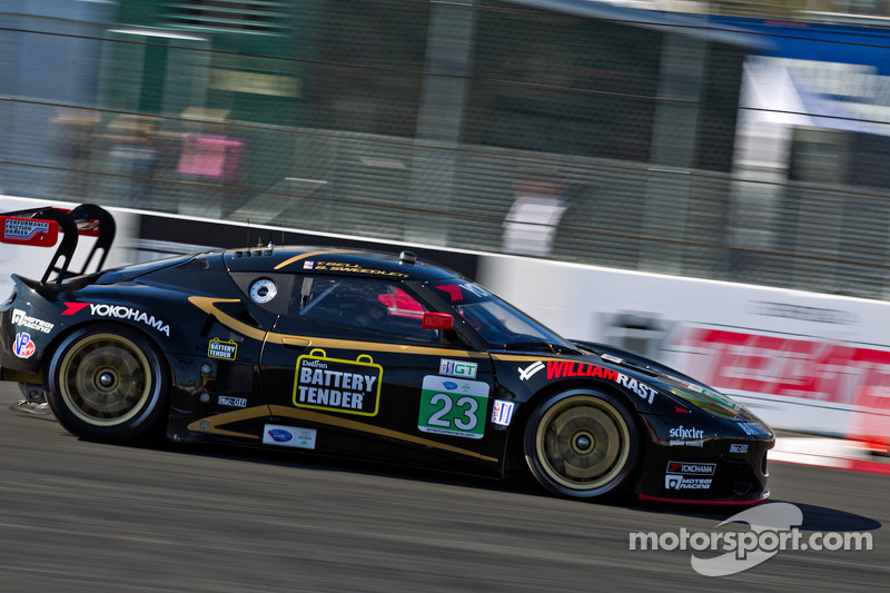 Lotus Alex Job Racing ready for first run at Laguna Seca