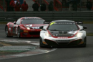 European Le Mans Series opens up GTC category for GT3s