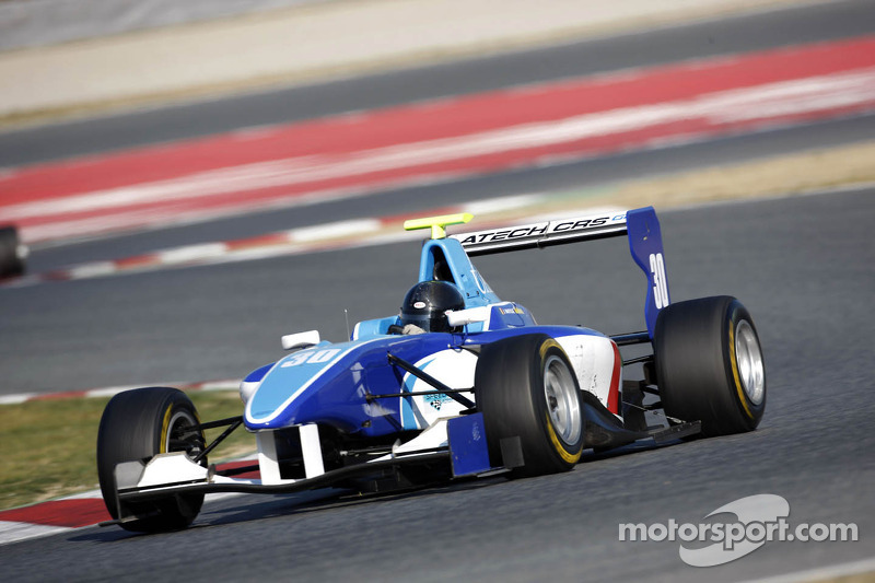 Atech CRS GP confirms Wartique for GP3 campaign