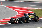 Caterham Spanish GP Friday report