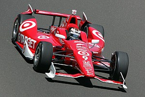 Dixon speeds to best time in Indy 500's sixth day of practice
