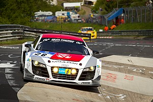 Audi Nurburgring 24 Hour qualifying report
